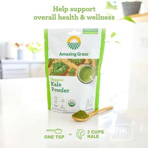 Amazing Grass Organic Kale Super Greens Powder | Vitamins & Supplements for sale in Lagos State, Lekki