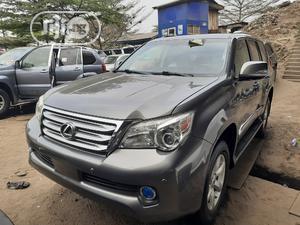 Lexus GX 2011 460 Premium Gray | Cars for sale in Lagos State, Apapa