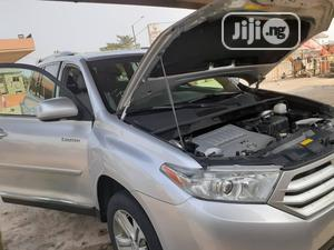 Toyota Highlander 2012 Silver | Cars for sale in Lagos State, Isolo