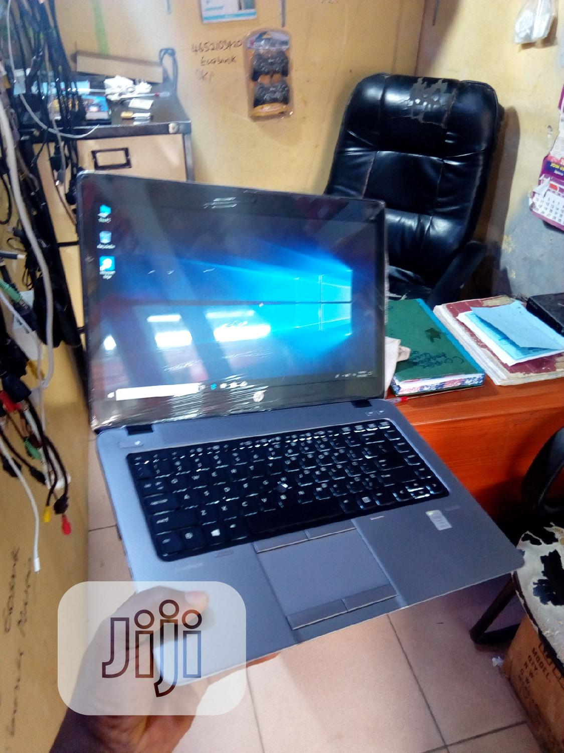 Laptop HP EliteBook 840 G1 4GB Intel Core I5 HDD 500GB | Laptops & Computers for sale in Wuse 2, Abuja (FCT) State, Nigeria