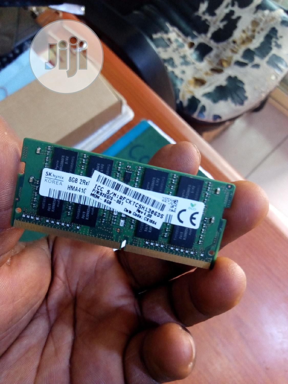 Single 8gb Ram, DDR4
