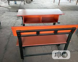 School Table/Chair (Double Seater)   Furniture for sale in Lagos State, Epe