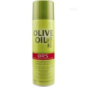 Ors ORS Olive Oil Nourishing Sheen Hair Spray, 85ml | Hair Beauty for sale in Lagos State, Ojo