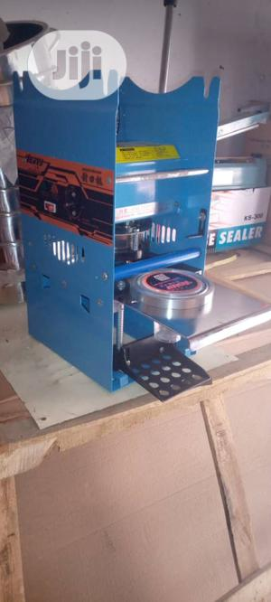 Cup Sealer . Cup Sealing Machine | Manufacturing Equipment for sale in Lagos State, Ojo
