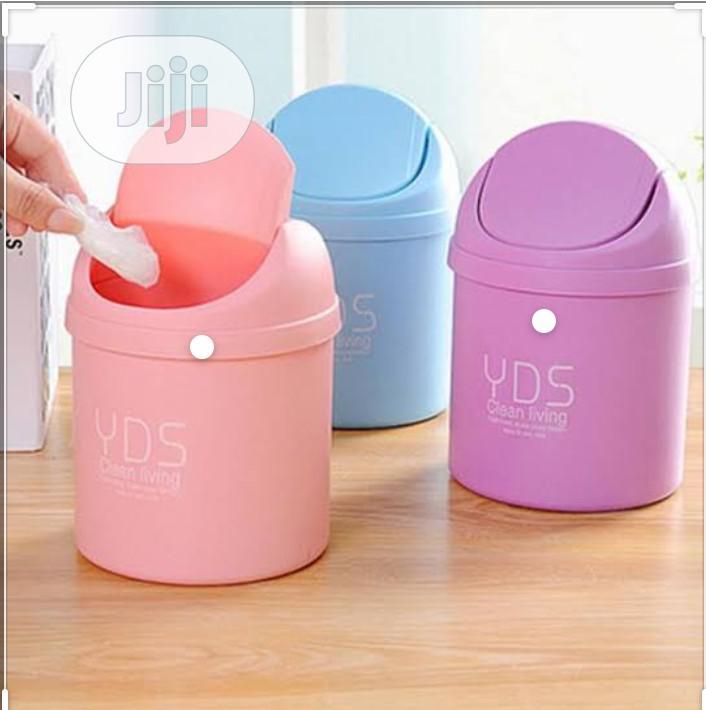 Quality 10ltr Push Waste Bin