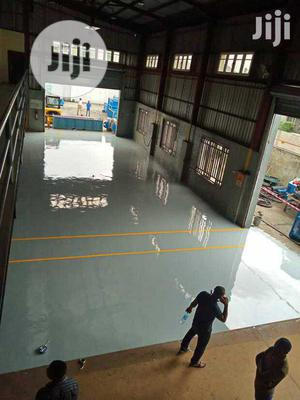Strapping Epoxy Floor | Building Materials for sale in Lagos State, Isolo