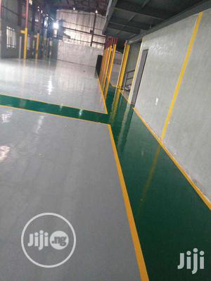 Powerful Epoxy Floor | Building Materials for sale in Lagos State, Ilupeju