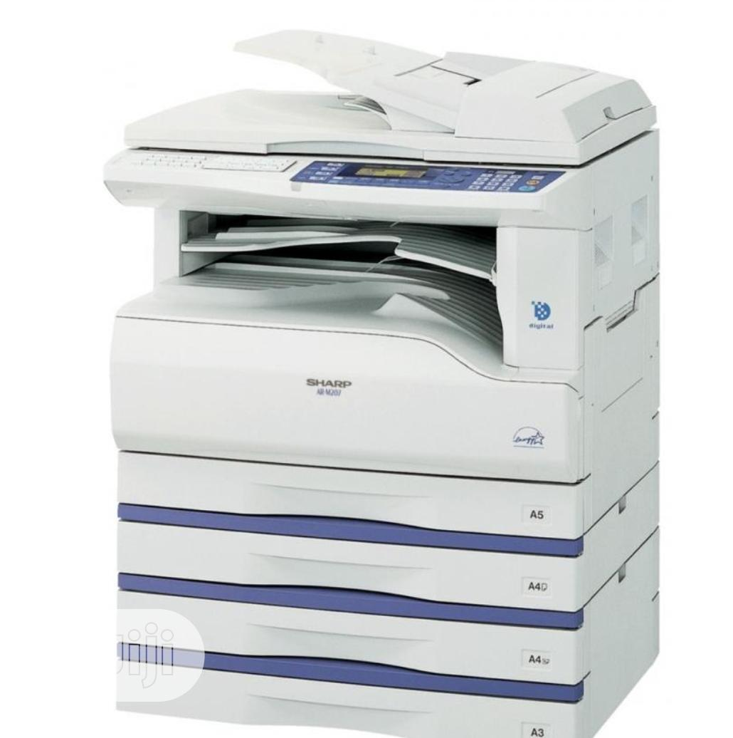 Sharp AR 207 A3 Photocopier   Printers & Scanners for sale in Ikeja, Lagos State, Nigeria