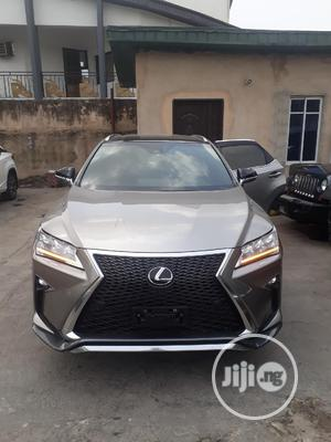 Lexus RX 2017 350 F Sport AWD Gray | Cars for sale in Lagos State, Amuwo-Odofin