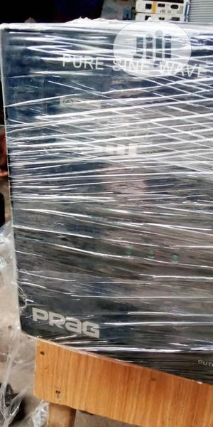 2.5kva Prag Pure Sine Wave Inverter   Electrical Equipment for sale in Lagos State