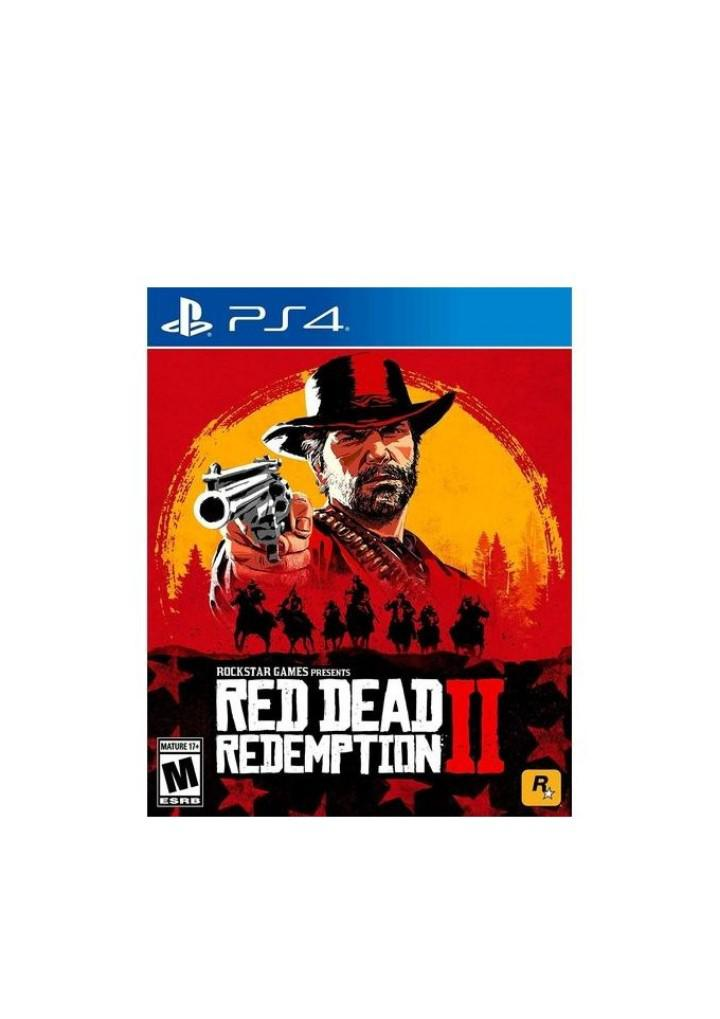 Sony Game Red Dead Redemption 2