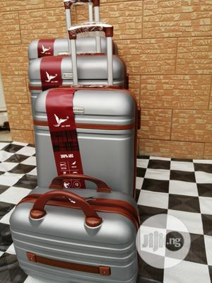 Durable Silver Colored Trolley Bags | Bags for sale in Lagos State, Ikeja