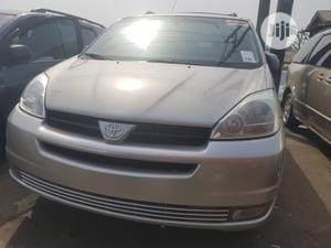 Toyota Sienna 2005 XLE Limited AWD Silver | Cars for sale in Lagos State, Apapa
