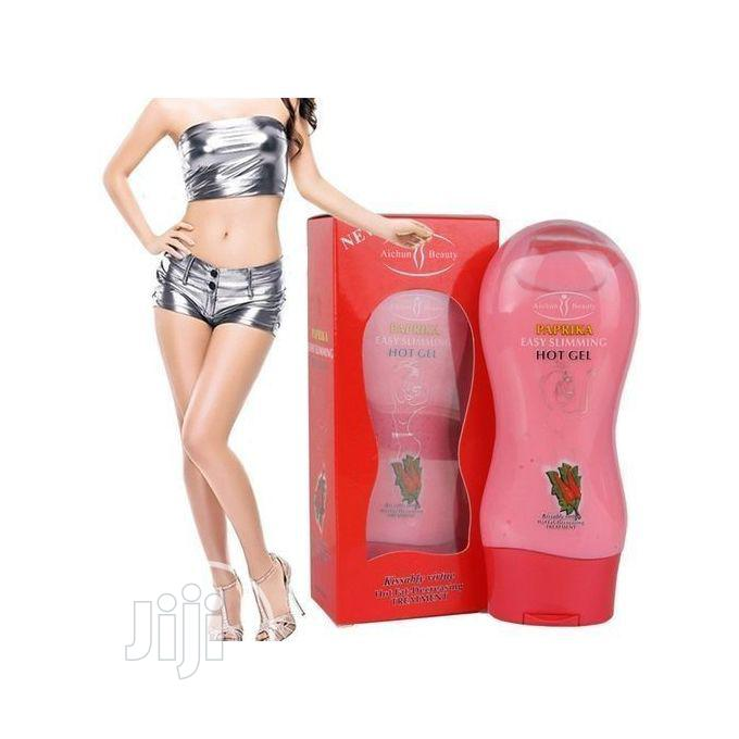 Archive: Aichun Beauty Paprika Easy Slimming Hot Gel !