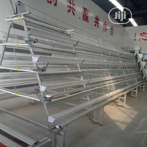 China Factory Best Battery Cages Hot Galvanized Poultry Cages | Farm Machinery & Equipment for sale in Lagos State, Kosofe