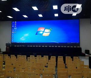 Rental Of Led Display Screen In Nigeria | TV & DVD Equipment for sale in Lagos State, Victoria Island
