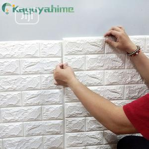 3D Leather Embossed Wall Panel   Home Accessories for sale in Lagos State, Ikeja