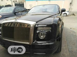 Rolls-Royce Ghost 2010 Black   Cars for sale in Lagos State, Alimosho
