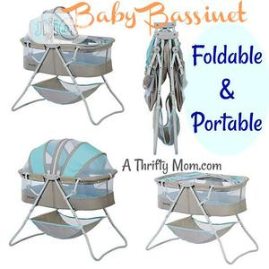 Foldable Baby Bed/Bassinet   Children's Gear & Safety for sale in Abuja (FCT) State, Dutse-Alhaji