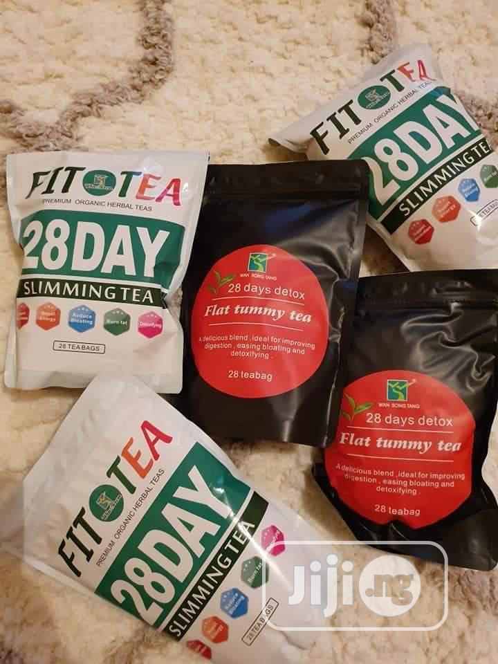 28 Days Fit Tea & Flat Tummy Tea