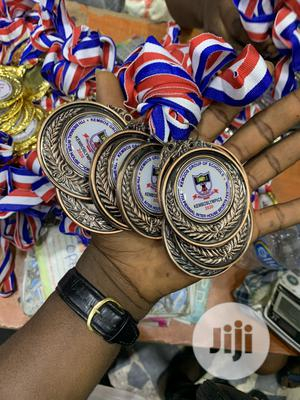 Award Medal With Printing | Arts & Crafts for sale in Lagos State, Ikoyi