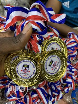 Award Medal With Printing | Arts & Crafts for sale in Akwa Ibom State, Uyo