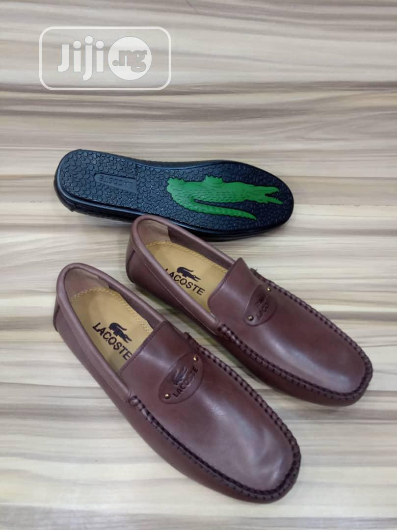 Lacoste, D G, Clarks Ferragamo Loafers W Genuine Leather