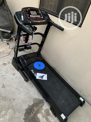 2.5hp Treadmill With Massager | Sports Equipment for sale in Delta State, Warri