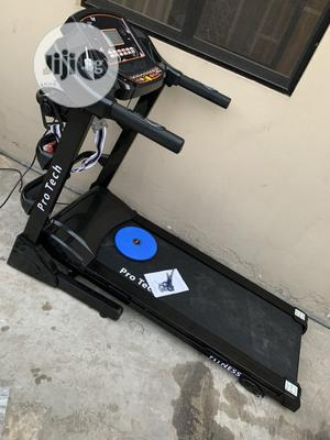 2.5hp Treadmill With Massager   Sports Equipment for sale in Rivers State, Eleme