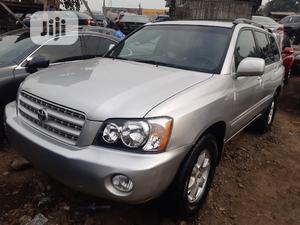 Toyota Highlander 2006 Limited V6 Silver   Cars for sale in Lagos State, Apapa