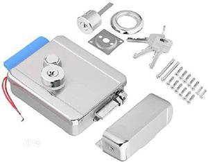 Security Electric Lock Kit, Safety Electric Control Door Lock Door | Doors for sale in Lagos State, Ikeja