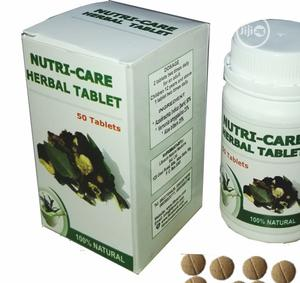 Flush Out Diabetes With Nutri-Care Herbal Tablet | Vitamins & Supplements for sale in Rivers State, Bonny