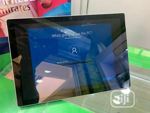New Microsoft Surface Pro 128 GB Silver   Tablets for sale in Lagos State, Ikeja