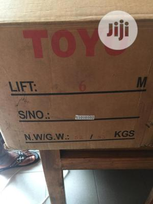 Chain Block 5tons X 6mtrs TOYO   Manufacturing Equipment for sale in Rivers State, Port-Harcourt