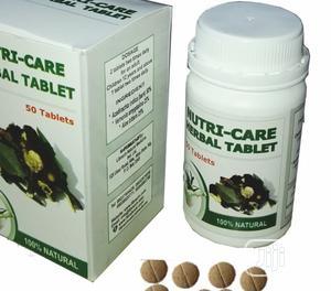 Eliminate Diabetes With Nutri-Care Herbal Tablet | Vitamins & Supplements for sale in Zamfara State, Bungudu
