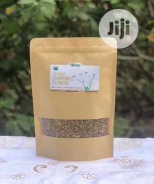 Organic Chamomile Flowers 100g | Vitamins & Supplements for sale in Akwa Ibom State, Uyo
