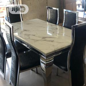 High Grade Marble Dining Table   Furniture for sale in Lagos State, Lagos Island (Eko)