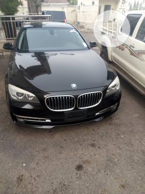 BMW 7 Series 2012 Black   Cars for sale in Abuja (FCT) State, Gwarinpa