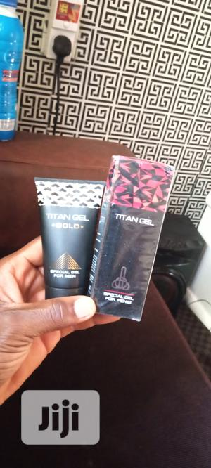 Titan Gold Penis Enlargement Gel   Sexual Wellness for sale in Abia State, Aba North