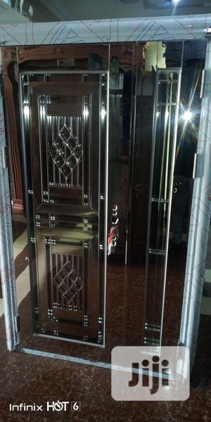China Door In Door Stainless Glass | Doors for sale in Lagos State, Orile