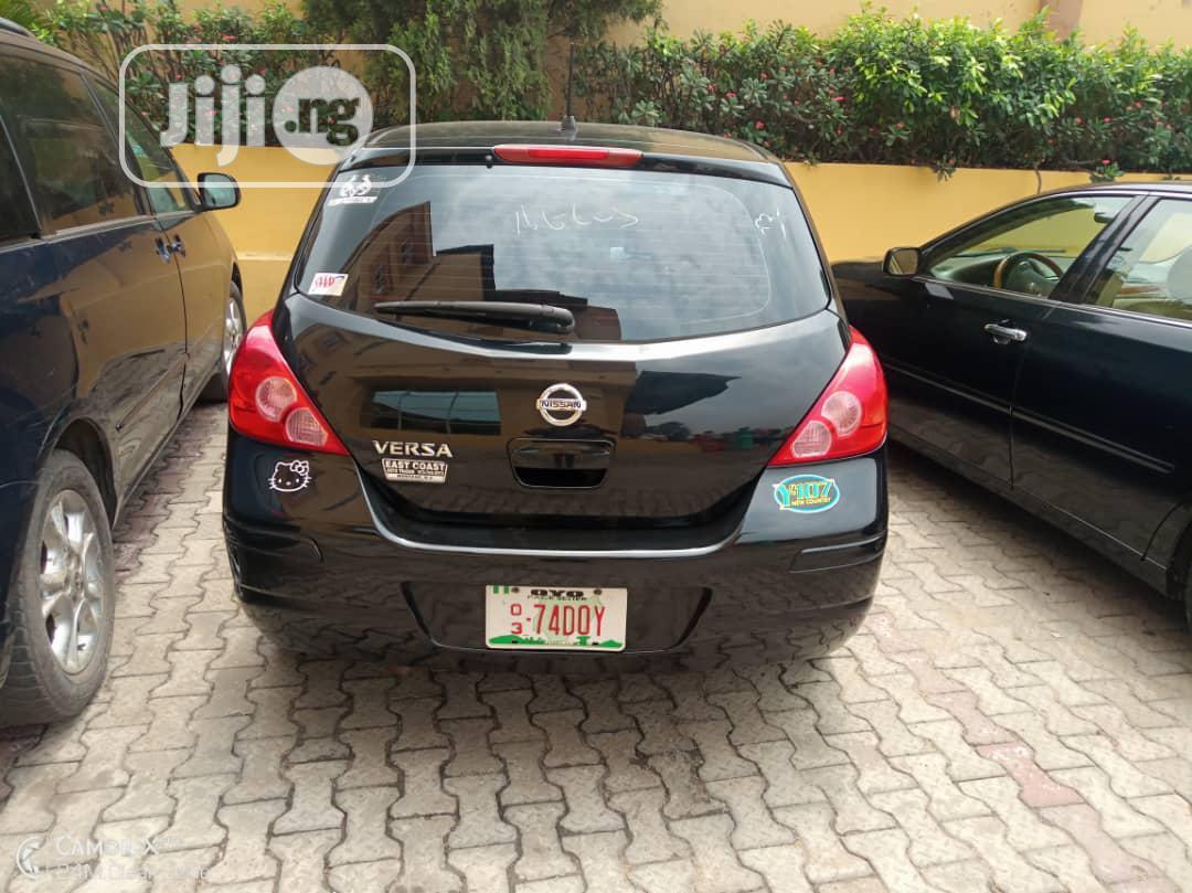Nissan Versa 2010 Black | Cars for sale in Akinyele, Oyo State, Nigeria