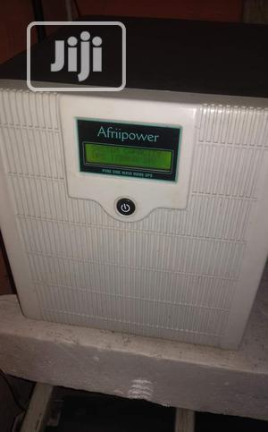 Afriipower 2.4kva 24v Pure Sine Wave Inverter   Solar Energy for sale in Lagos State, Ojo