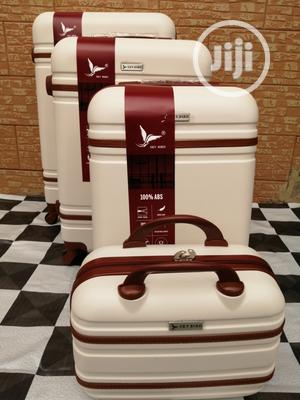 Fancy Designer Travelling Bags (4 Sets) For The Whole Family | Bags for sale in Lagos State, Ikeja