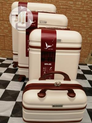 Luxury Designer Trolley Luggage Bags (4 Sets) For Female Use   Bags for sale in Lagos State, Ikeja