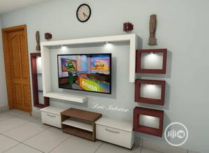 Modern TV Stand Console Shelf   Furniture for sale in Ondo State, Akure