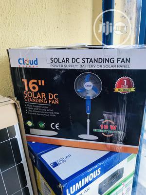 DC Solar Fan | Solar Energy for sale in Lagos State, Lagos Island (Eko)