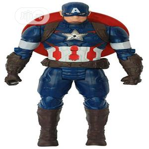 Captain America Action Figure   Toys for sale in Lagos State, Amuwo-Odofin