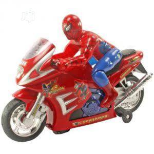 Spider Man Motorcycle Toy   Toys for sale in Lagos State, Amuwo-Odofin
