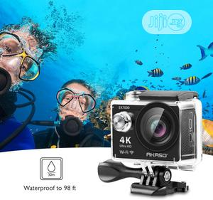 Waterproof Wifi HD Action Sports Camera | Photo & Video Cameras for sale in Lagos State, Ikeja