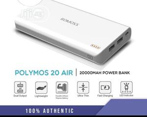 Romoss 20,000mah Power Bank (Polymos 20) | Accessories for Mobile Phones & Tablets for sale in Lagos State, Ikeja